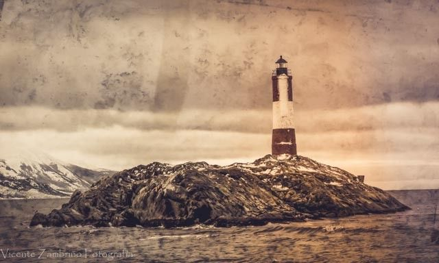 Faro del Fin del Mundo by Vicente Zambrino on 500px