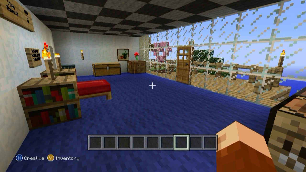 Minecraft bedroom ideas xbox 360 beautiful minecraft xbox for Minecraft bedroom ideas xbox 360