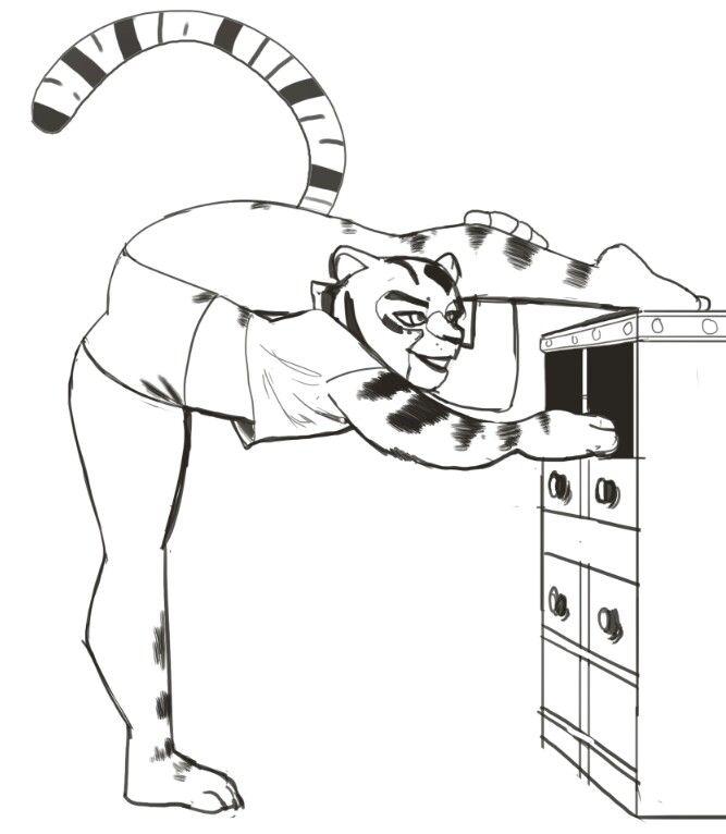 Pin by Hernan Tobar on Tigresa (Kung Fu Panda) | Pinterest