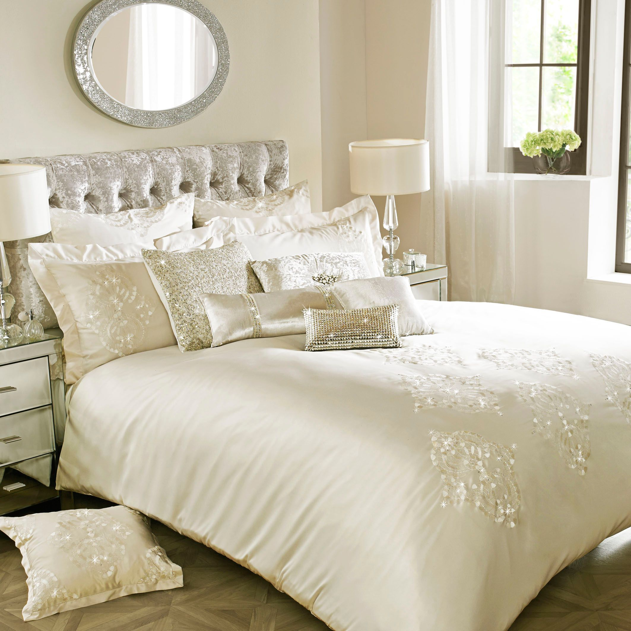 Kylie Minogue Chandelier King Duvet Cover House Of Fraser
