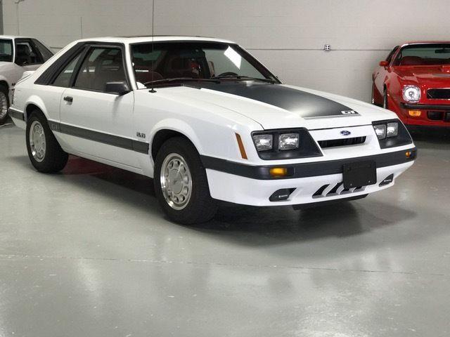 Ebay 1986 Ford Mustang Gt 1986 Mustang Gt 13 693 Original Miles