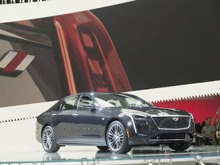 2019 cadillac ct6 v sport specs price and release date the grand