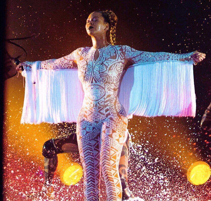 Beyonce Bet Awards 2016 Rehearsal