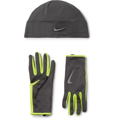 NIKE DRI-FIT HAT AND GLOVES SET.  nike  5667dfbc900