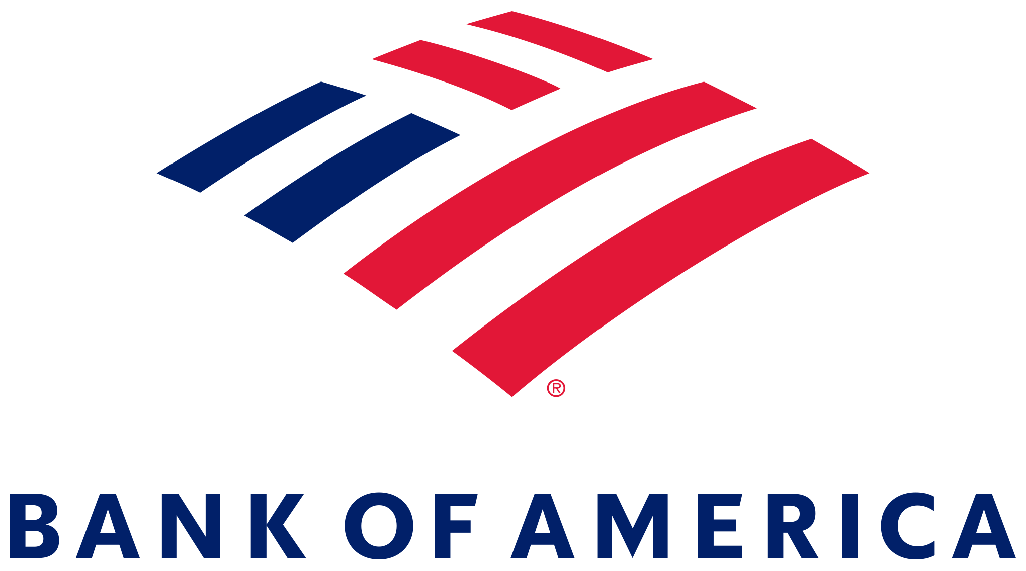 Brand New New Logo For Bank Of America By Lippincott Bank Of America Financial Logo Banks Logo