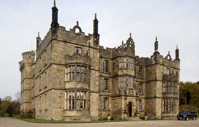 Chipchase Castle- a14th century tower house