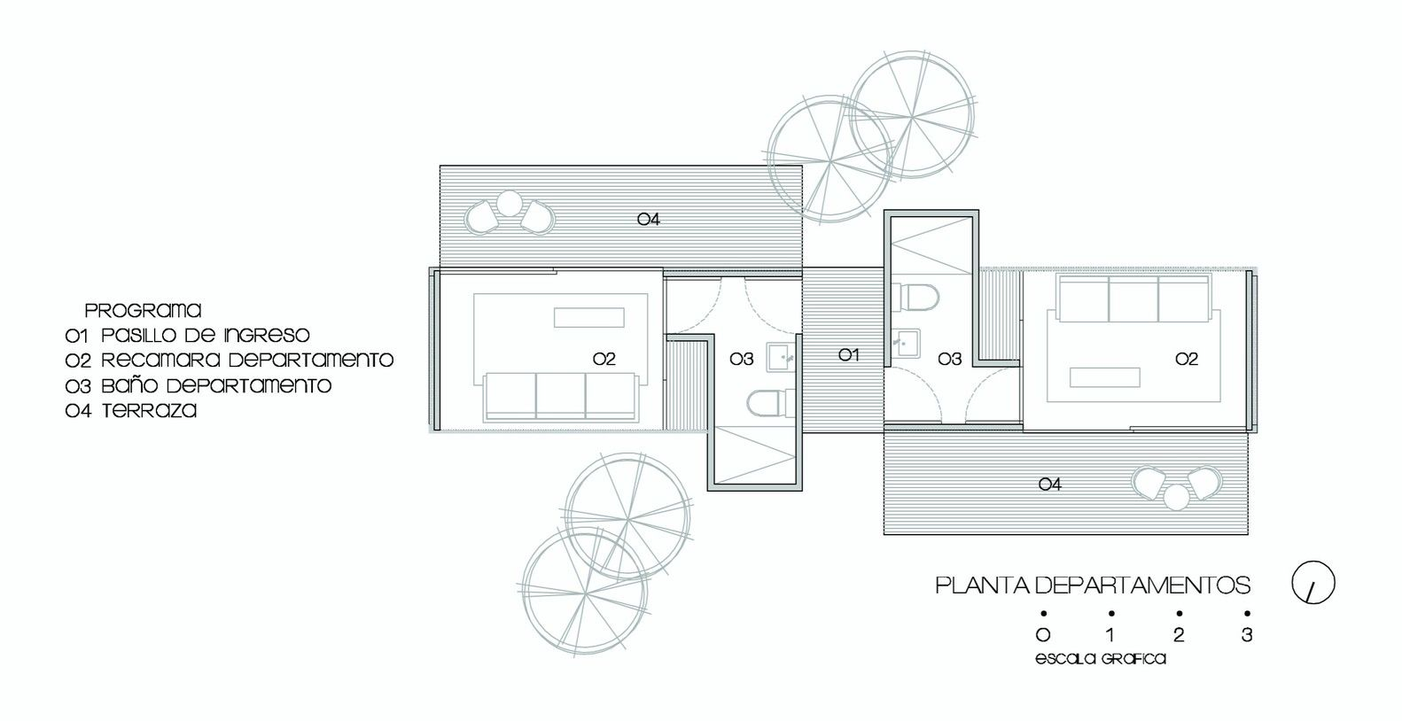 Fantastisch Galeria De Residência Huiini / S+ Diseño   22