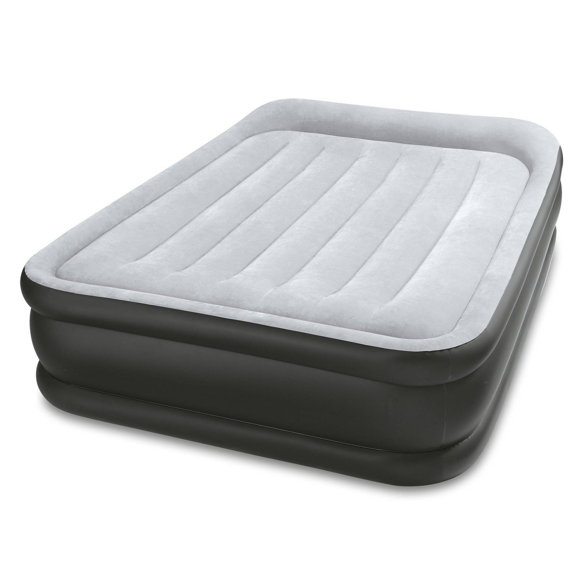 Intex Durabeam Deluxe Pillow Rest Inflatable Air Mattress Air Bed