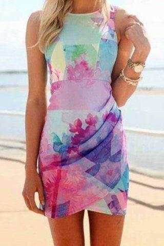 sweet mini dress for summer