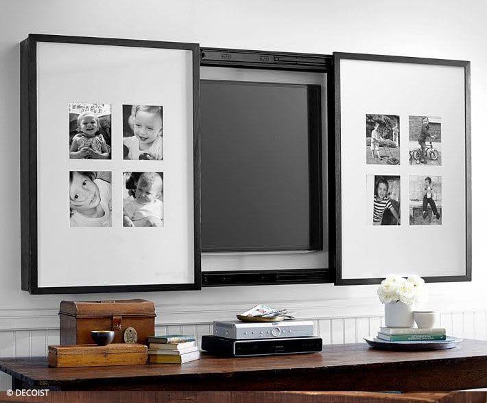 mettez en valeur votre t l vision tous nos conseils sur. Black Bedroom Furniture Sets. Home Design Ideas