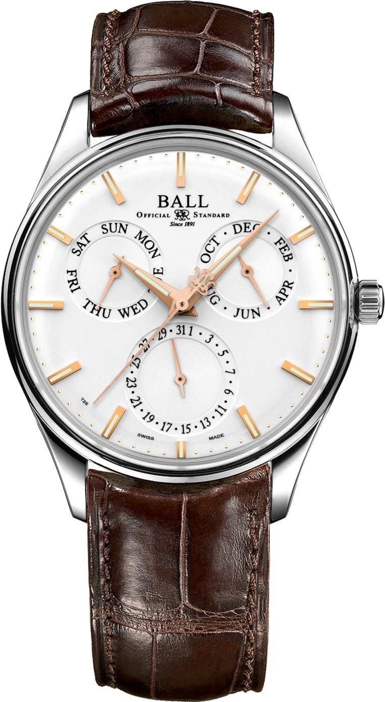 watches company calendar ball annual pin watch pinterest trainmaster d
