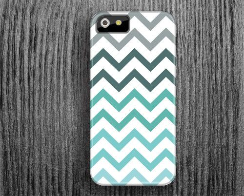 chevron case for iphoneiphone 4 caseblue iphone 4s by Colorscase, $16.99