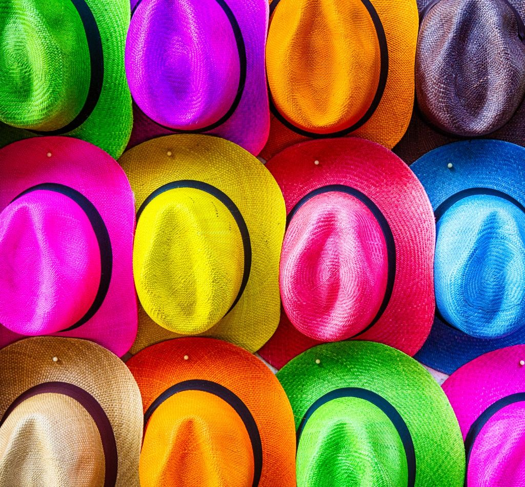 Colorful Hats Jigsaw Puzzle In Puzzle Of The Day Puzzles On Thejigsawpuzzles Com Colorful Hat Jigsaw Puzzles Puzzle Of The Day