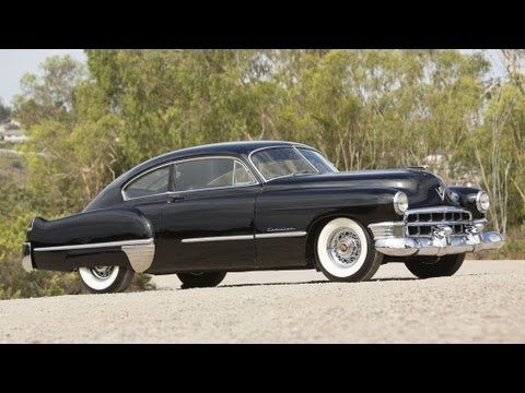 1949 cadillac series 61 club coupe 39 sedanette 39 for sale youtube motorized vehicles cars. Black Bedroom Furniture Sets. Home Design Ideas