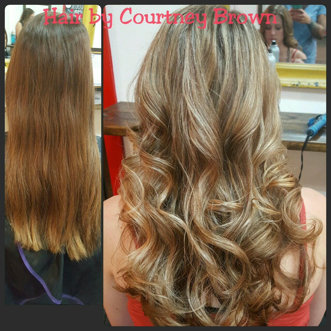 Before And After Heavily Highlighted Blonde Asante Masters Salon