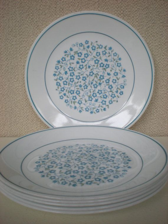 Corelle Blue Heather