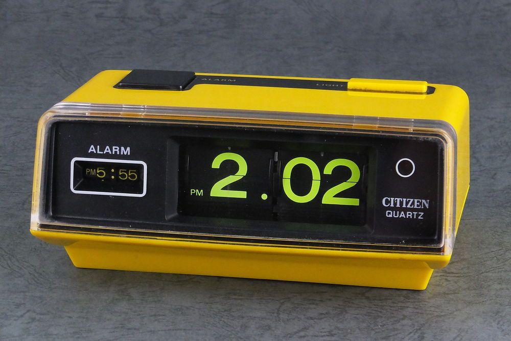 Release Citizen Brazil Argentina Chile Etc South America Taiwan Singapore Hong Kong Etc Ebay Alarm Clock Clock Alarm