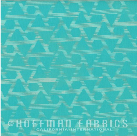 Indah Batiks by @hoffmanfabrics    #quilt #quilts #quilting #sew #sewing #craft #crafting #diy #fabric #crafts #quilter #decor #homedecor #fashion #diy #fabric #textile #creative #creativity #color #isew #handmade #design #interiordesign #style #pattern #aqua #teal #turquoise