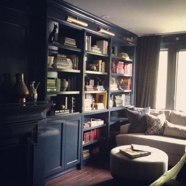 Meredith Heron Design Built Ins Design Home