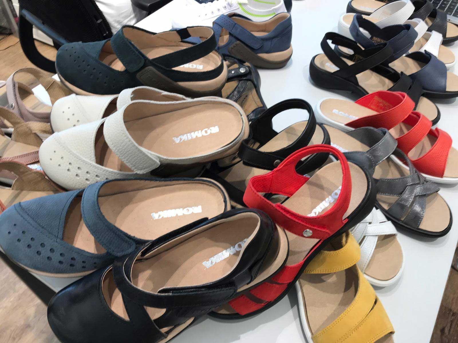 Schuhe von Romika bei schuhplus Kollektion FrühjahrSommer