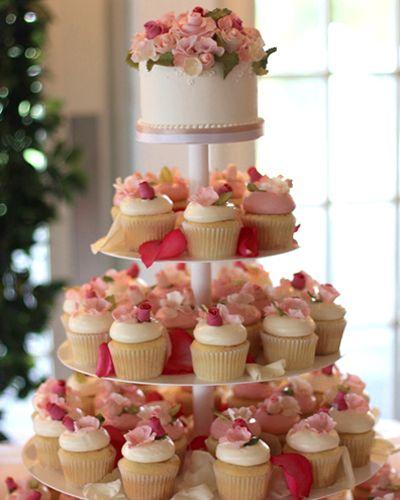 Stephanie S Cupcakes Wedding Cakes With Cupcakes Wedding