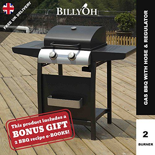 BillyOh Garden Grill 2 Burner Hooded Gas BBQ https://www.uk ...
