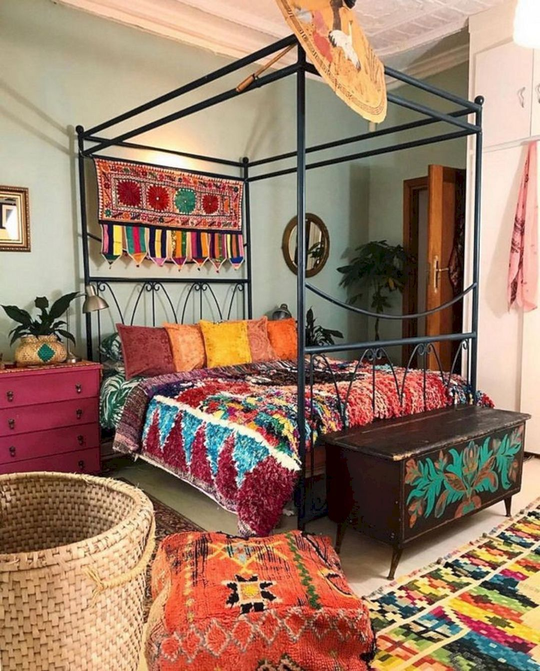 8+ Astonishing DIY Hippie Room Ideas For More Cheerful - DEXORATE