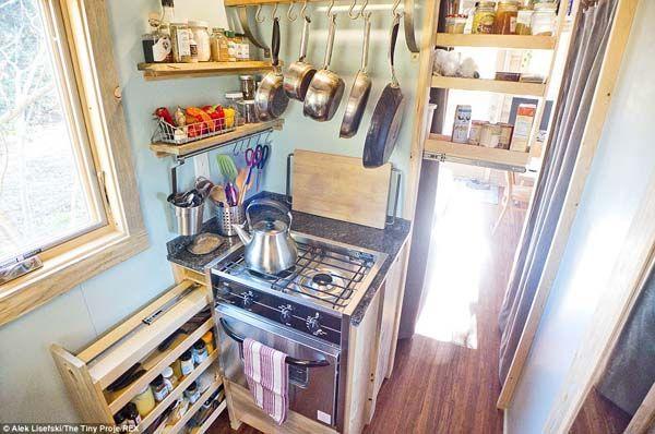 Een eigen huis bouwen zonder lening of schulden keuken