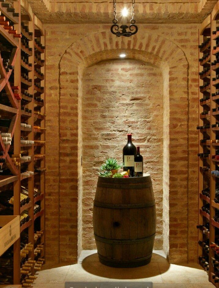 Would Love This Cave A Vin Maison De Champagne
