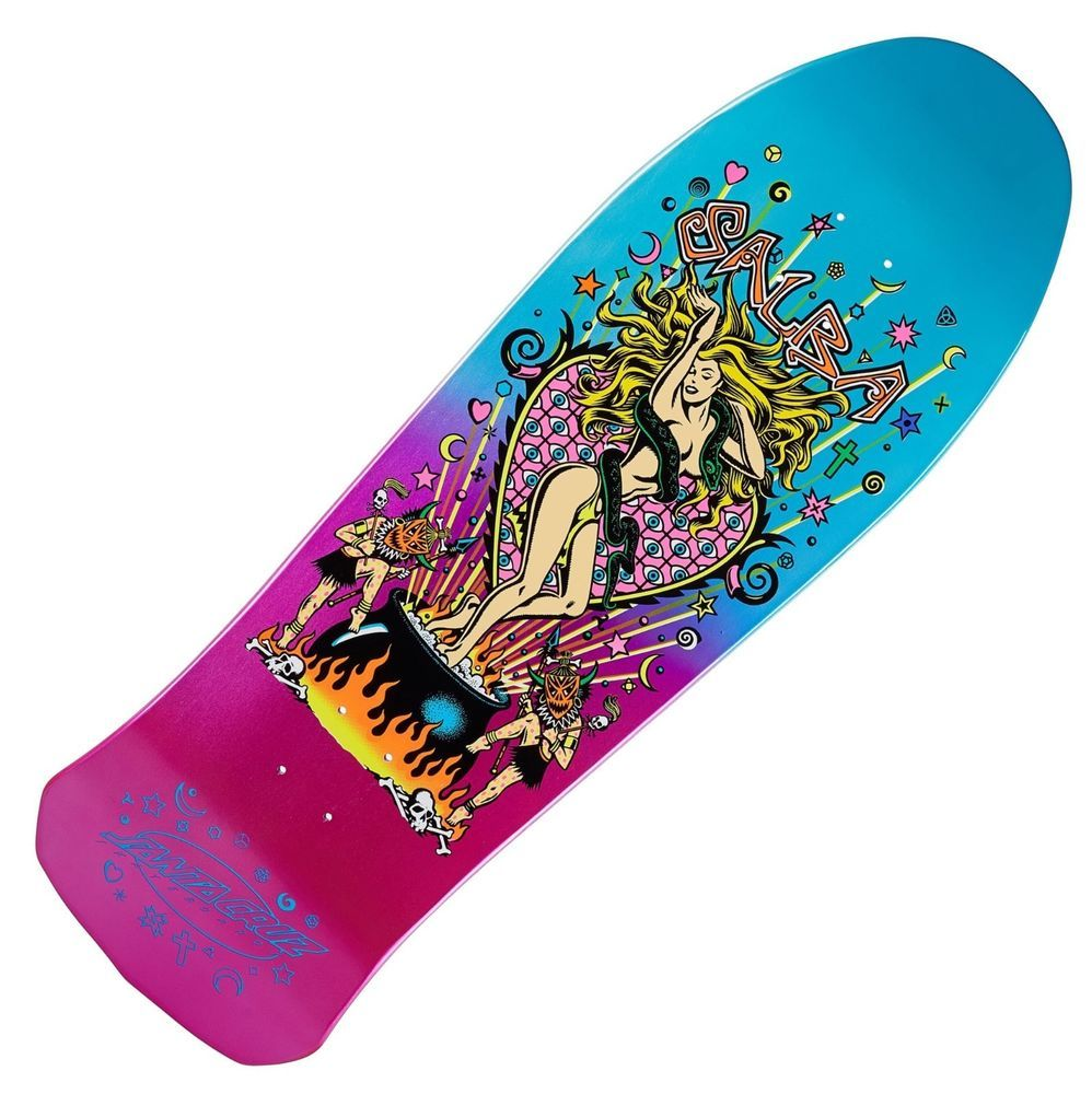 Santa Cruz Salba Witch Doctor Reissue 10.4in x 32in