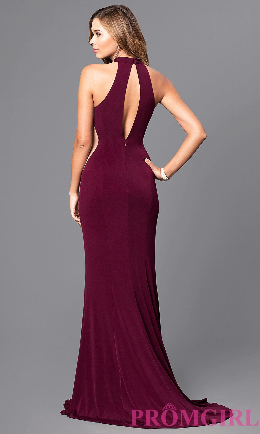 Style fa back image occasion dresses pinterest side cuts