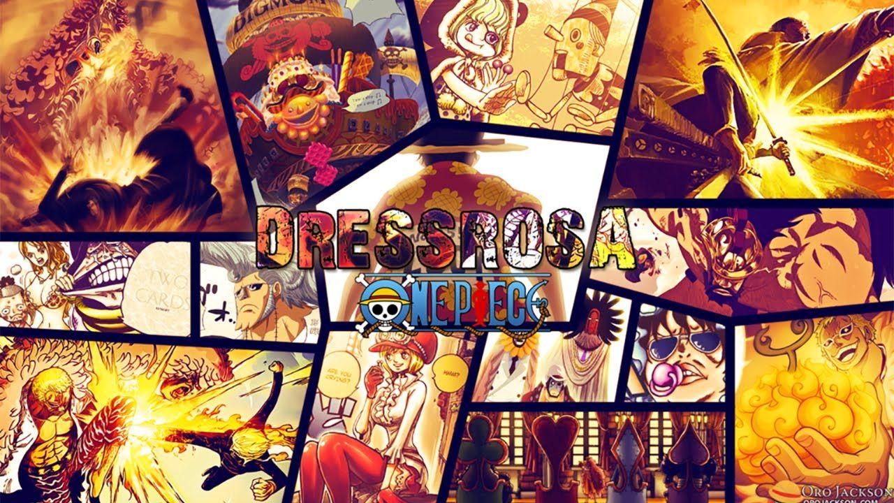 One Piece ワンピース   Why Dressrosa Sucks!   Discussion!