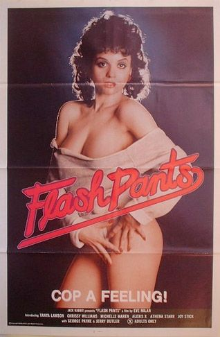 Flash Pants Film Posters 80s Movie Posters Film