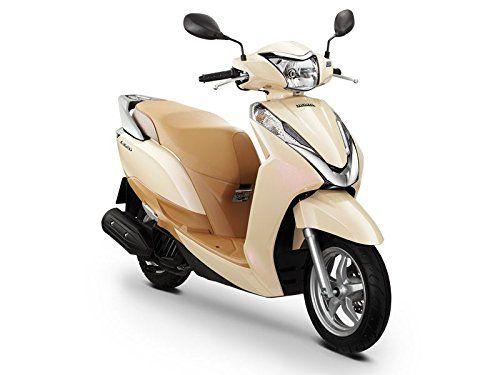 High Quality New Honda Lead 125cc Fi 2013 Cream Color Motorcycle