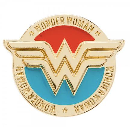73ee76f1276 Wonder Woman Logo Circle' Pin (2 Variants!) | Priced Out | Wonder ...