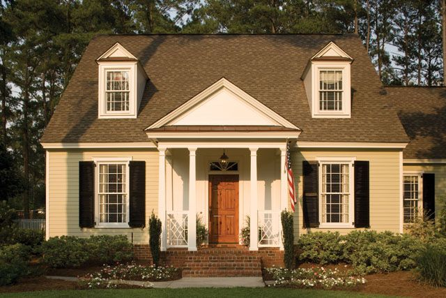 Love it!!  -- Cold Spring Lane, plan#1416  Designed and built by Southern Living Custom Builder: Wilson Design & Construction, Inc.