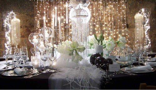 Décoration féerique | Oui... au féerique | Pinterest | Wedding ...
