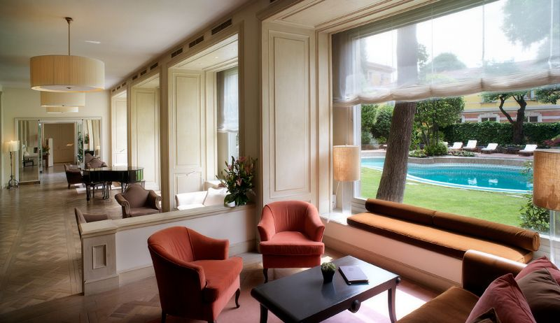 Sina Hotels 5 Star Hotel In Florence Italy