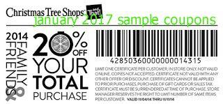christmas tree shops coupons - Christmas Tree Shop Printable Coupon