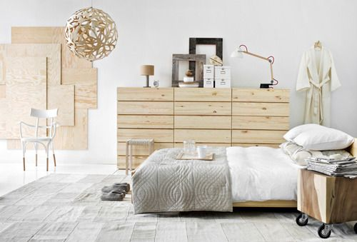 Slaapkamer Scandinavische Stijl : Scandinavische stijl voor slaapkamer my dream house