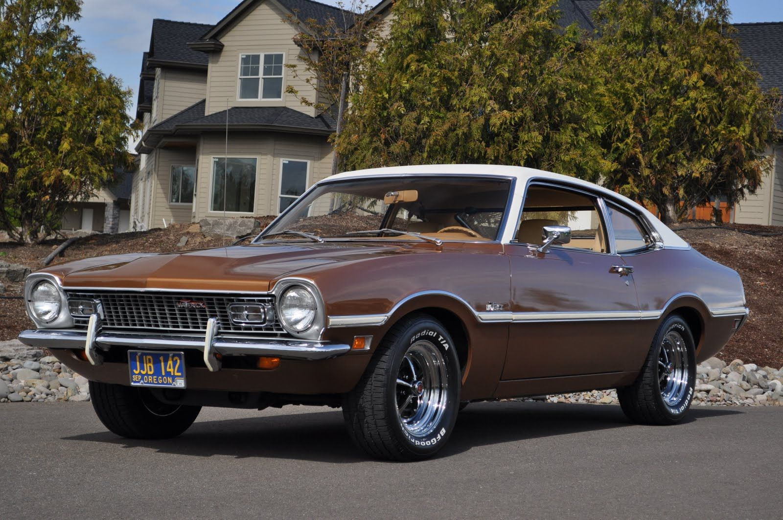 Ford maverick 1972 ford maverick ldo maverick comet media gallery