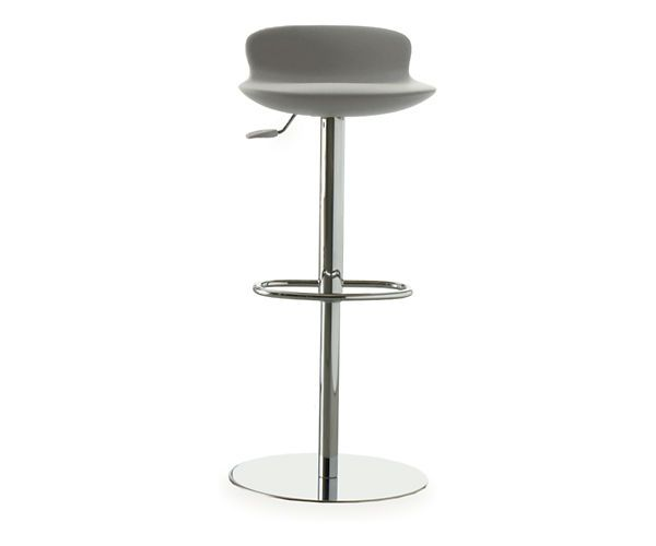 Leo Swivel Stool With Adjustable Base Adjustable Stool