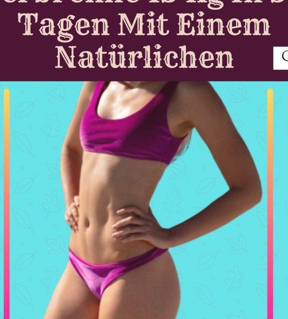 Verlust von Fett -35 kg innerhalb von 60 Tagen durch Befolgen dieser einfachen Tipps zur Fettverbren...