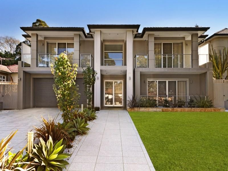 Luxury House Exterior 2015 luxury house exterior plans | low maintenance plants