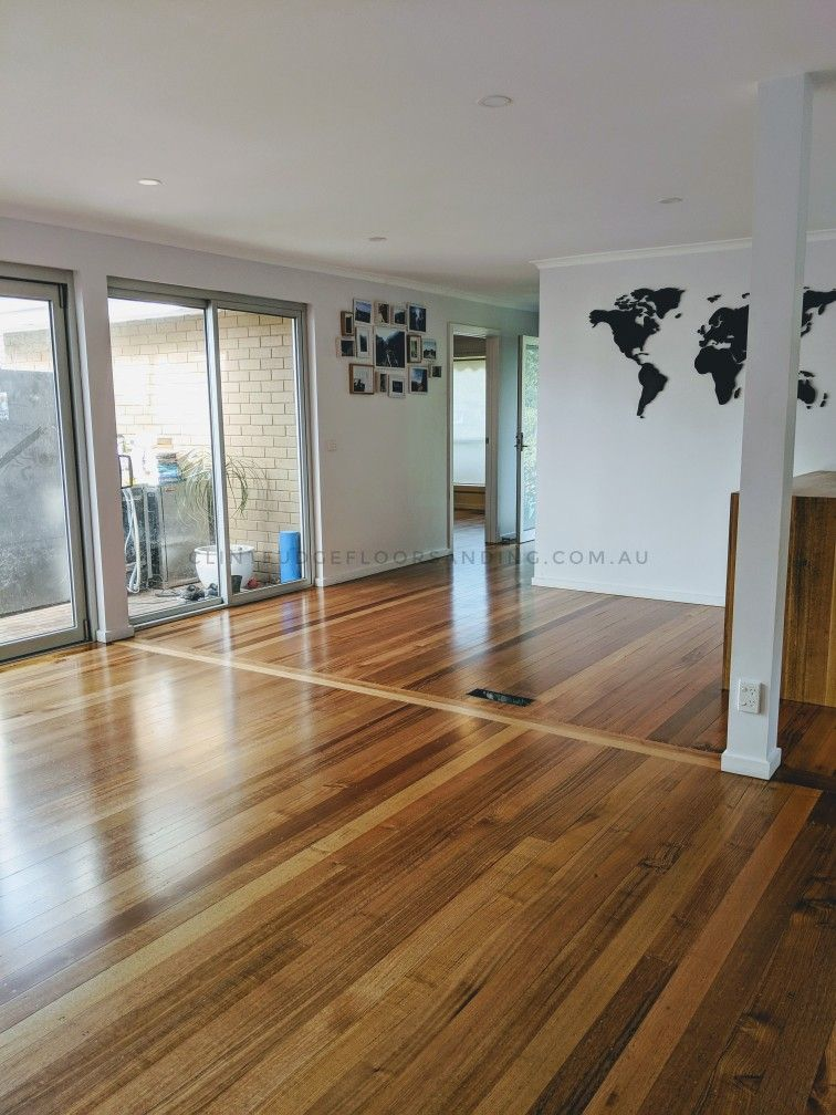 Tasmania Oak floor in Baxter, VIC finished in a matte