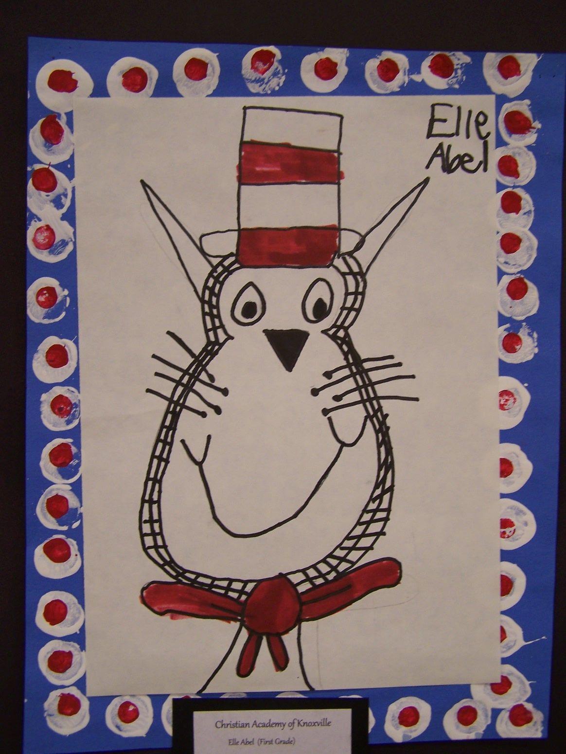 1st Grade Dr Seuss