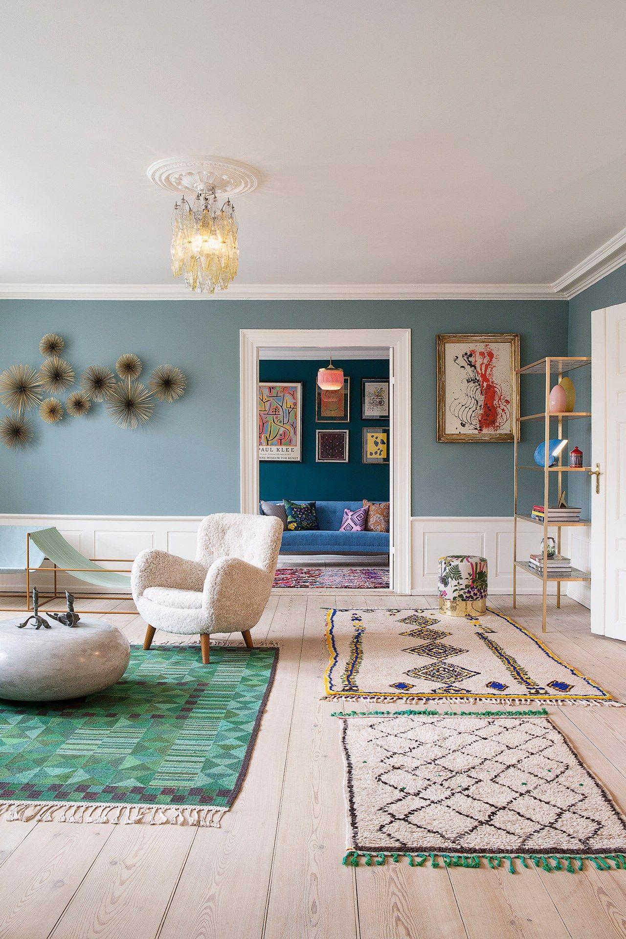 Neue wohnzimmer innenarchitektur short news  neues von kenzo u hum interiorstücke von hay x cos