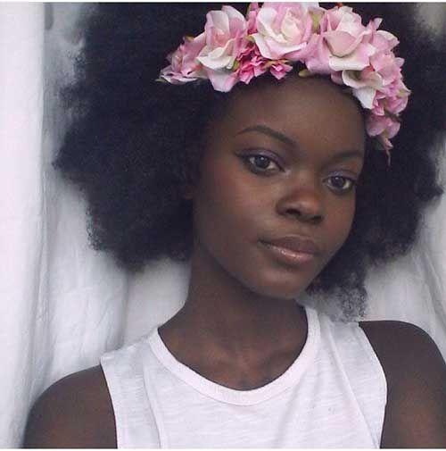 Schwarze Mädchenbilder