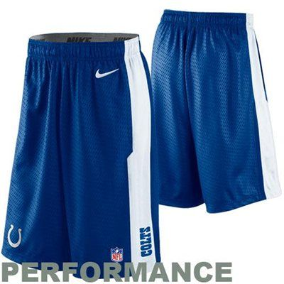 2d991d48 Nike Indianapolis Colts Speed Fly XL Performance Shorts - Royal Blue ...
