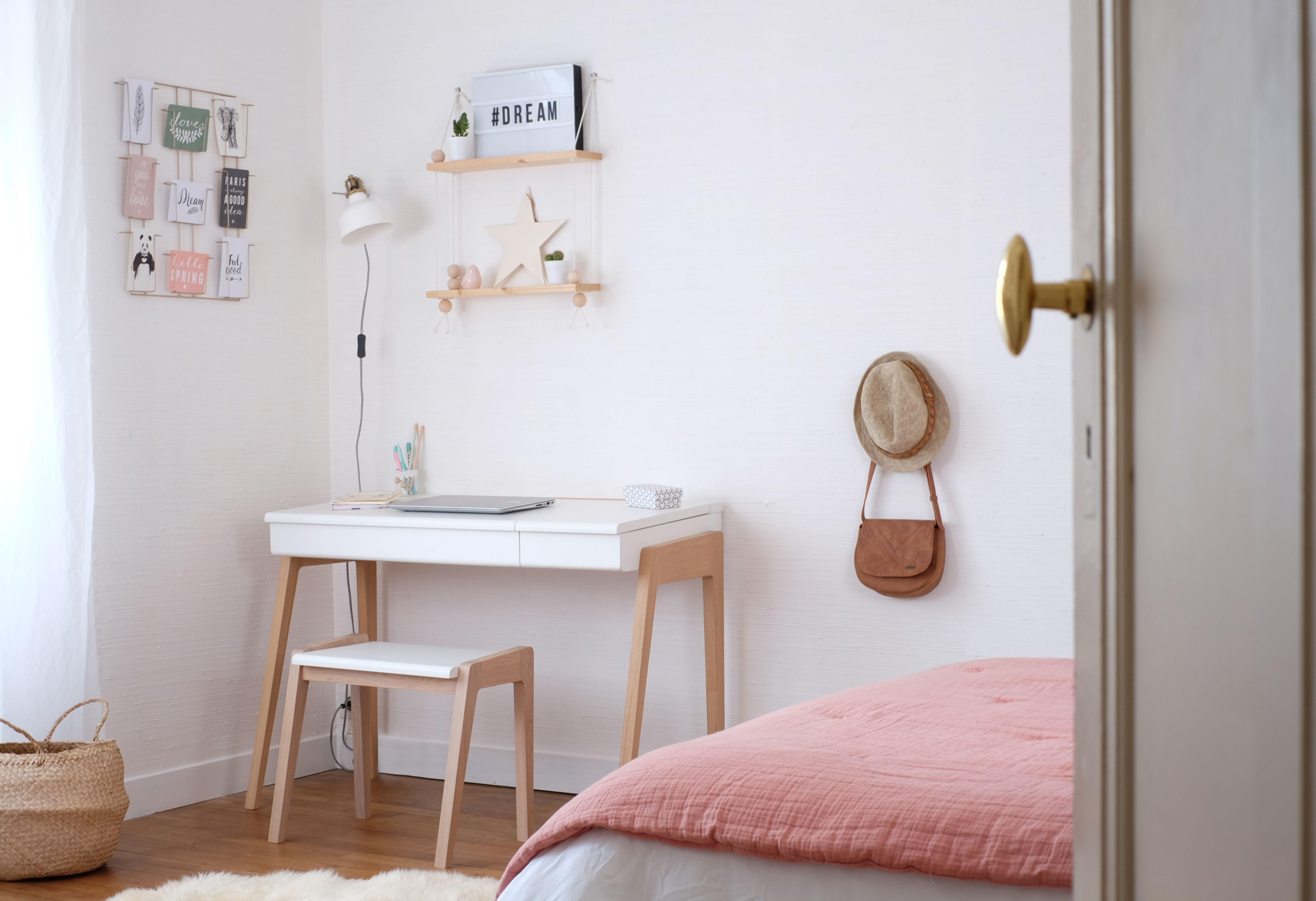 Inspiration daménagement de bureau avec ce meubles en bois design